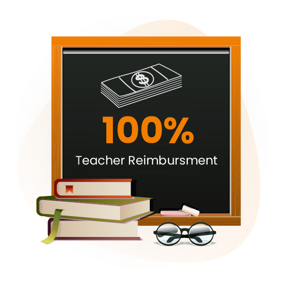 teacher reimbursement