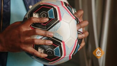 Particles of matter can change this soccer ball