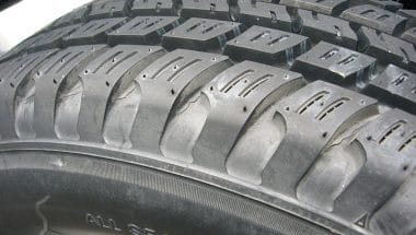 Did you know tread on a tire is an example of a type of friction?
