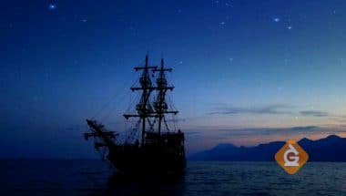 Our sun and stars help navigate the sea